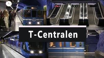 T-Centralen Stockholms Tunnelbana
