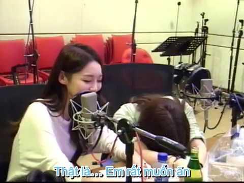 [vietsub] Davichi: Why Haeri Didn't Buy Korean Ginseng Chicken Soup For Min Kyung???