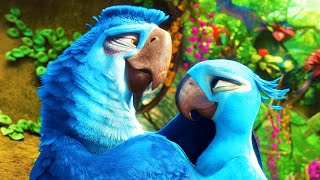 "RIO 2 Clip - ""Jewel's Father"" (2014)"