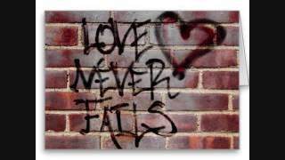 Love Never Fails -Bam Bam