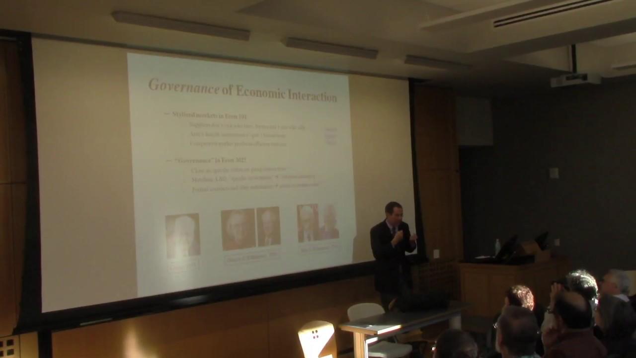 the h andbook of organizational economics roberts john gibbons robert