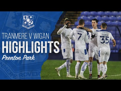 Tranmere Wigan Goals And Highlights