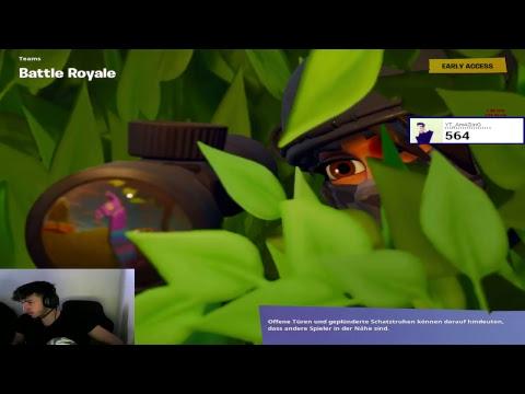Fortnite Bald Neues Update !!![German/Deutsch][Livestream][FACECAM]]