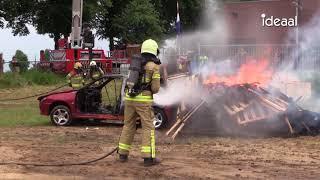 Open dag brandweer Steenderen