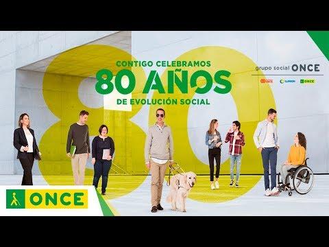 ONCE - 80 Años de Evolución