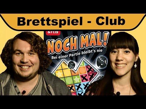 Noch mal! - Robert Hofmann und Melissa im Hunter & Cron Brettspiel-Club