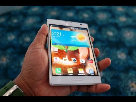 LG Optimus Vu 2 aka II Review Hands on full HD