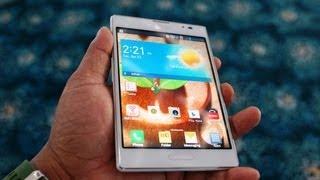 LG Optimus Vu 2 aka II Review Hands on full HD