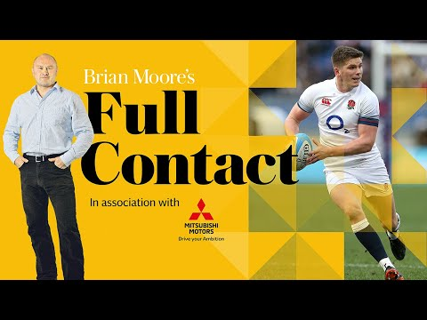 Brian Moore's Full Contact: The importance of Owen Farrell... and whether England really have a plan B