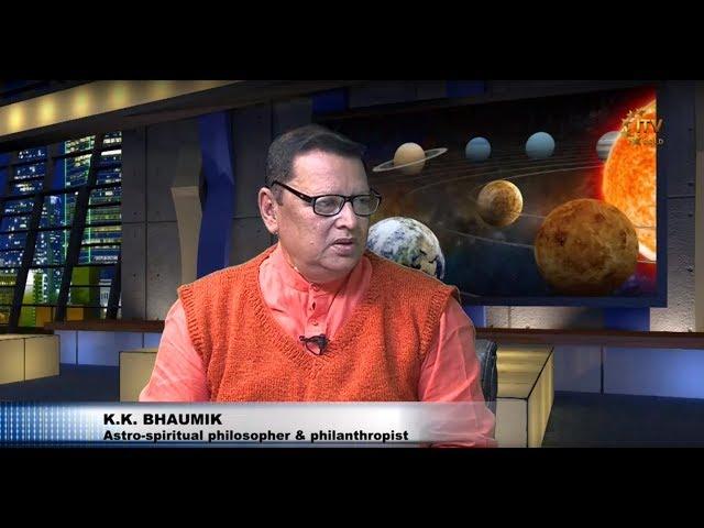 KK Bhaumik - Building Life With Astrology - Insight Tonight With Ashok Vyas