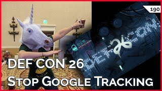 Best 4K TVs of 2018! Defcon 26: Hotel Room Searches, Voting Machines Hacked! Stop Google Tracking!