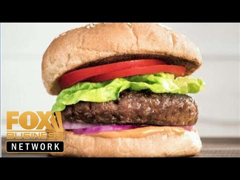 Plant-based burgers are here to stay: Former McDonald's CEO