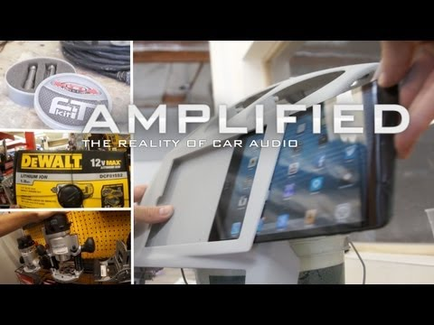 iPad mini in a Nissan and a Lexus, Car Audio Tools of the Trade - Amplified #113