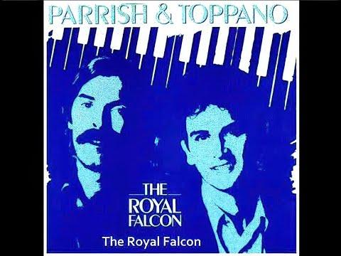 Parrish & Toppano - The Royal Falcon - 1987 (Vinyl)