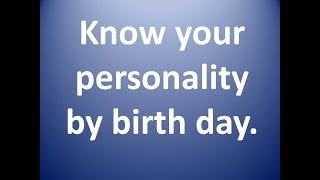 what your birth number says about you  |what your life path number says about you |