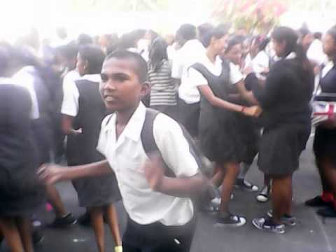 Music at new educational college in mauritius