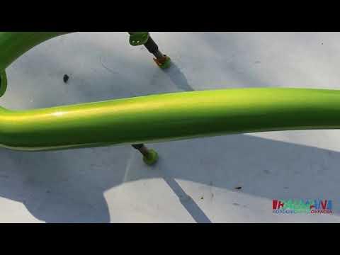 Покраска велосипеда в Хамелеон