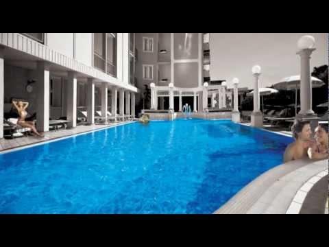 Le emozioni di un soggiorno all\' Hotel Aurora di Abano Terme - YouTube