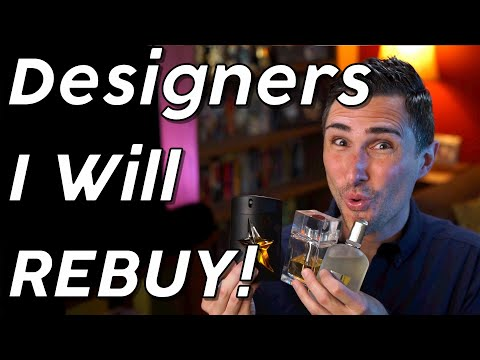 Designer Fragrances I Will REBUY!