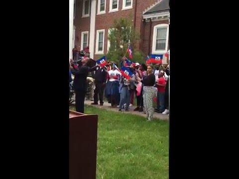 Haitian Flag Day, 18 mai 2016 - Union, NJ