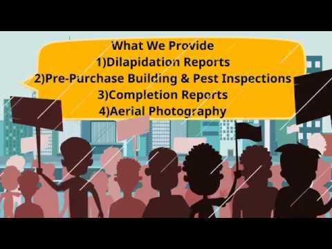Pre Purchase Building and Pest Inspections