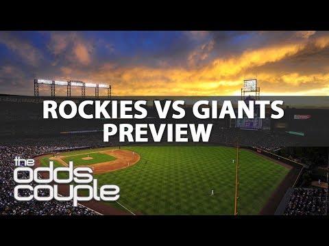 Colorado Rockies at San Francisco Giants   June 28 MLB Picks   With Joe Gavazzi