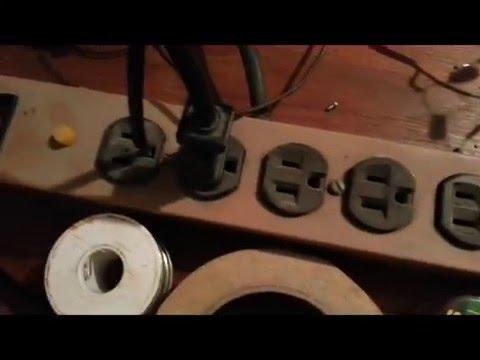 40kv levitation and plasma arcing