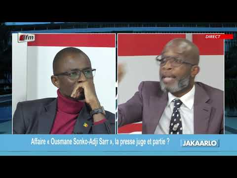 """Les vérités de Bouba Ndour : """"Il y'a un sentiment de boycott du président Ousmane Sonko"""""""