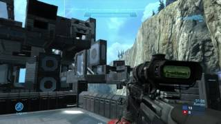 Halo: Reach Gameplay by NiNjA GrEeN LiNK uP RGH