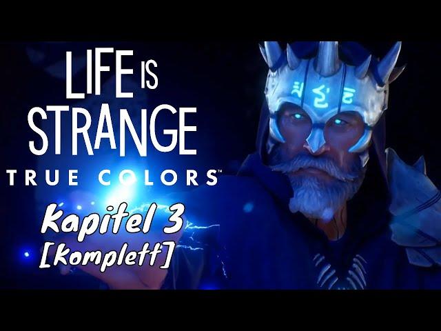 Life is Strange: True Colors 👩🏻 Kapitel 3 🗯️ [Lets Play Gameplay Deutsch German]