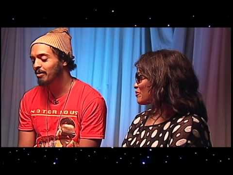 Sanjay interviewing Tanya Stephens and Himself! Intense April 26 2014