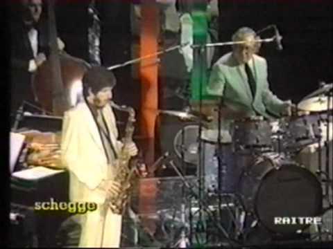 Bob Mintzer Mel Lewis Big Band - Duet - Rome 1981