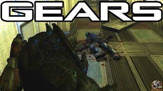 Gears of War Locust Campaign Walkthrough Gameplay! (Gears of War PC Mods)