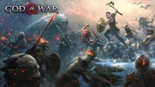 [18+] Шон играет в God of War (PS4 Pro, 2018) часть 8