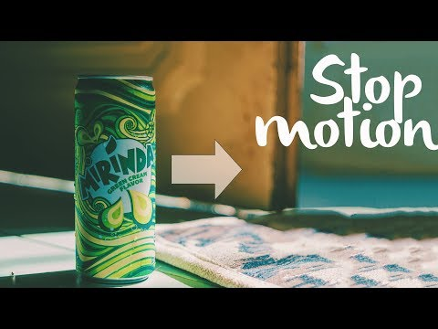 Easy Stop Motion Photography Tutorial!
