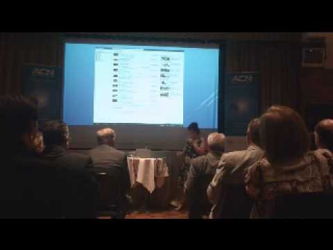 Training ACN on SOCIAL MEDIA by Toni Ungarelli