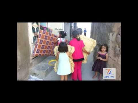 Relogement express : une famille nombreuse à Gaza revit