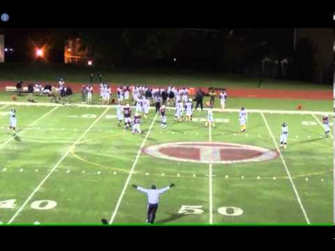 Shaquante Simms - Football Highlights - Class of 2015
