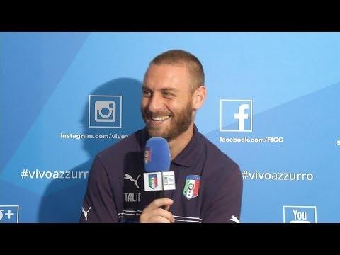 De Rossi risponde alle domande dei tifosi - #AskAzzurri