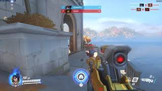 [PTR] FFA Deathmatch Overwatch Widowmaker Gameplay 2 .readDesc.