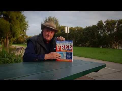 Caravan & Motorhome: Australia Free Camps Book!