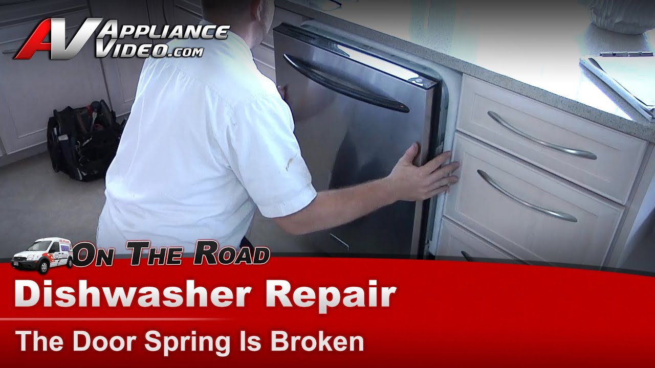 Kitchenaid  U0026 Whirlpool Dishwasher Repair