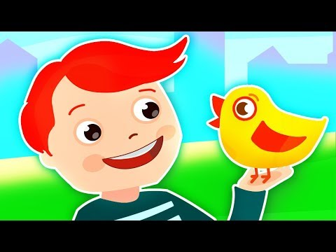 A LOVE SONG for KIDS! Billy Boy Nursery Rhyme and Love Song