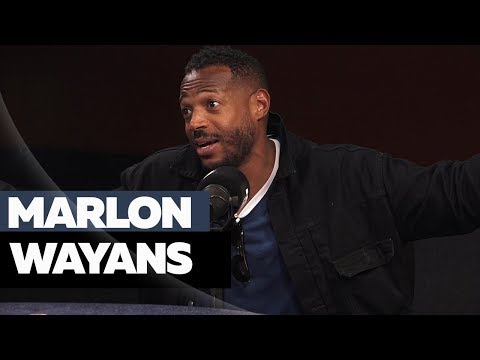 Marlon Wayans Takes $100 From Rosenberg & Talks CoParenting  Big D Energy