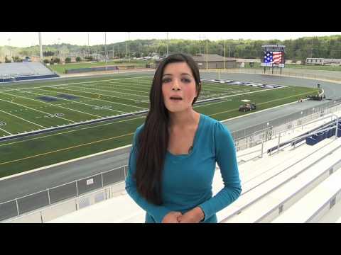 $5.5M high school football stadium opens