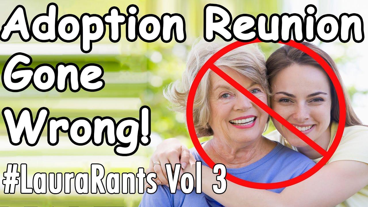 adoption search goes bad birth family rejection youtubeadoption search goes bad birth family rejection