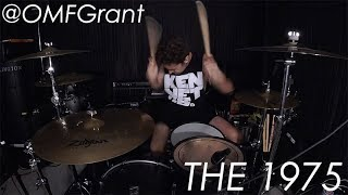 """OMFGrant - The 1975 - """"People"""" Drum Cover"""