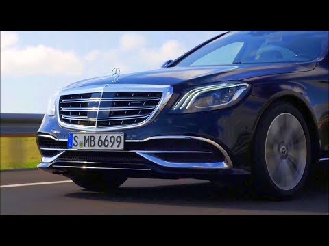 """2018 Mercedes-Maybach S 650 """"Highway Star"""""""