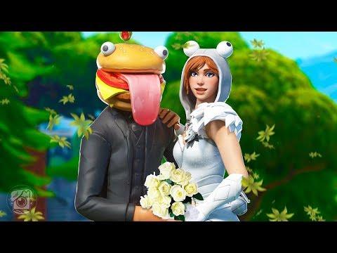 ONESIE GETS MARRIED?! *SEASON 7* - A Fortnite Season 7 Short Film