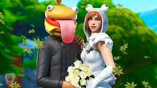 ONESIE GETS MARRIED?! *SEASON 7* - A Fortnite Short Film